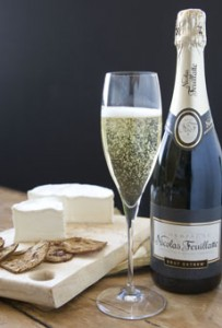 Champagne & Cheese