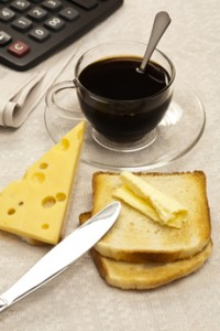 Swiss Cheese and Coffee