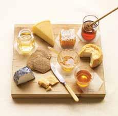 Cheese and Honey