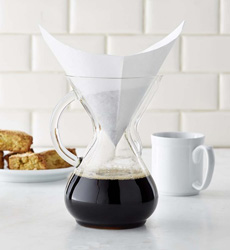 New Chemex Brewer