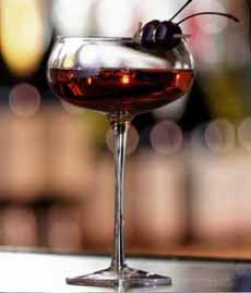 Cherry Cocktail Recipe