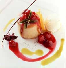 Cheesecake Coulis Gael Gand