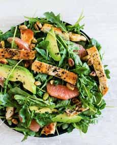 Chicken Grapefruit Salad