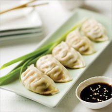 Chinese Potsticker Dumplings