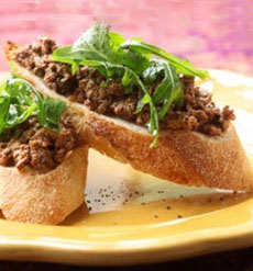 Chopped Chicken Livers