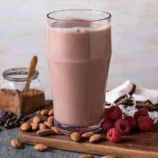 Almond Breeze Chocolate Milk