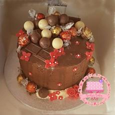 Lindor Truffle Cake