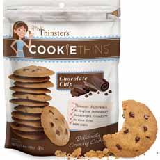 Mrs. Thinsters Chocolate Chip Cookies