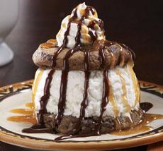 Ice Cream Sandwich Sundae
