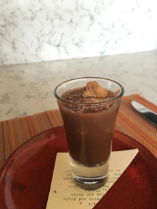 Chocolate Gazpacho