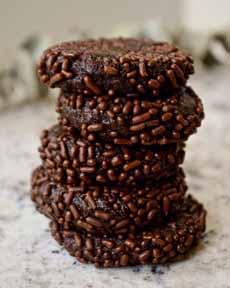 Chocolate Marzipan