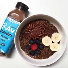 Rau Chocolate  Oatmeal