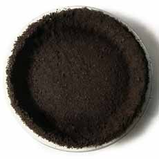Chocolate Cookie Pie Crust