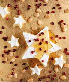Brie Cheese Star