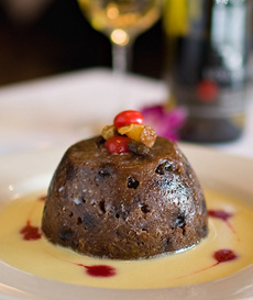 Plum Pudding Hard Sauce