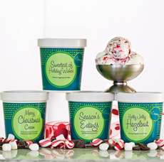 eCreamery Holiday Pints