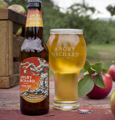 Angry Orchard Cider Glass