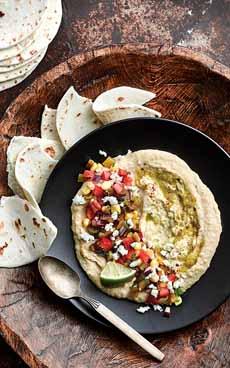 Cinco de Mayo Hummus
