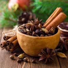 Cinnamon & Cloves