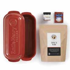 Cinnamon Raisin Bread Kit