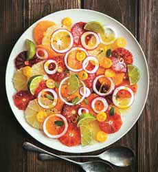 Citrus Onion Salad