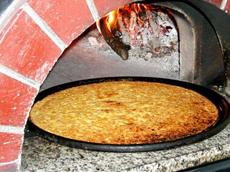 Pizza Oven Farinata