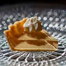 Alinea Clear Pumpkin Pie