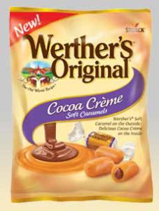Werther's Original Cocoa Creme Soft Caramels