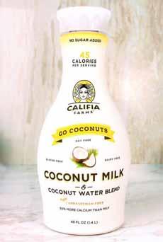 Califia Go Coconuts Coconut Milk