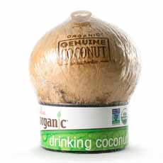Coconut Water In Shell