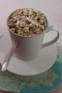 Mug Coffee Cake