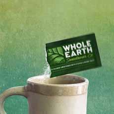 Wholesome Earth Stevia & Monkfruit