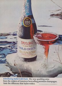 Taylor Cold Duck