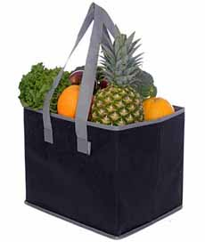 Collapsible Grocery Bag - Box