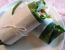 Reuben Collard Wrap