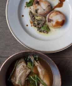 Cooked Rabbit Loin & Leg