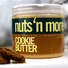 Nuts & More Cookie Butter