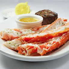 Crab Legs Surf & Turf