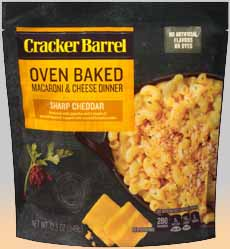 Cracker Barrel Baked Mac & Cheese