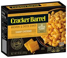 Cracker Barrel Macaroni & Cheese