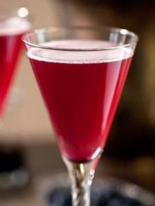 Cranberry Kir