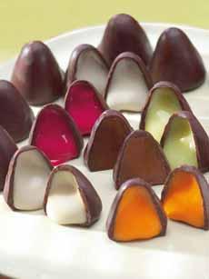 Cream-Filled Chocolates