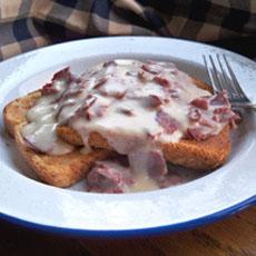 Cornbread Toast