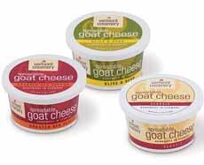 Vermont Creamery Spreadable Goat Cheese
