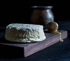 Ghostly Halloween Cheese