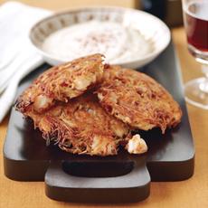 Fideo & Shrimp