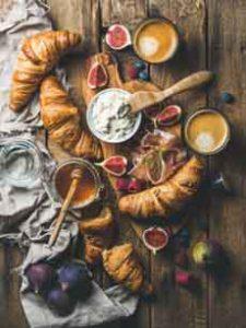 Croissants & Coffee