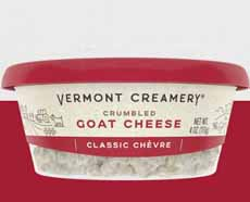 Vermont Creamery Crumbled Goat Cheese