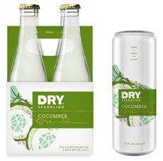 DRY Cucumber Soda