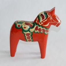 Dala Painted Horse